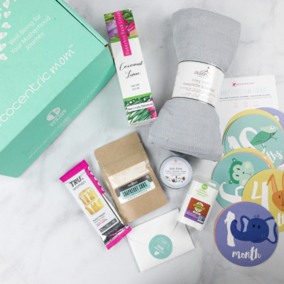 Ecocentric Mom February 2018 Subscription Box Review + Coupon