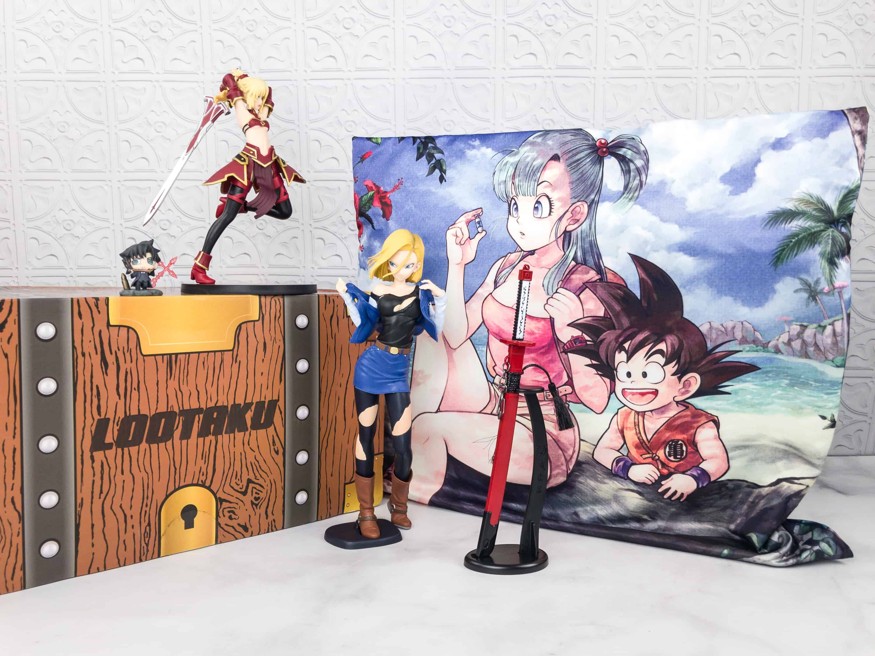 Lootaku January 2018 Subscription Box Review & Coupon