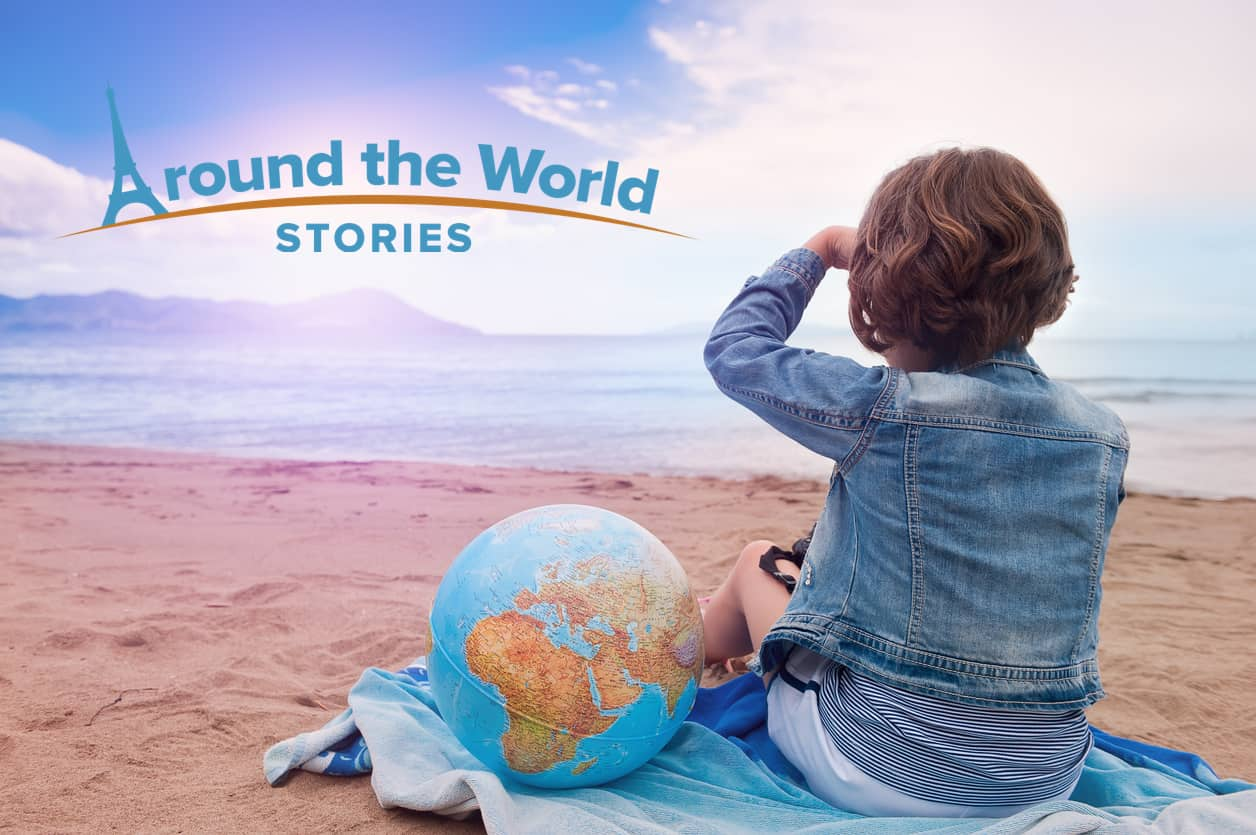 Around the World Stories Cyber Monday Sale: 30% Off!