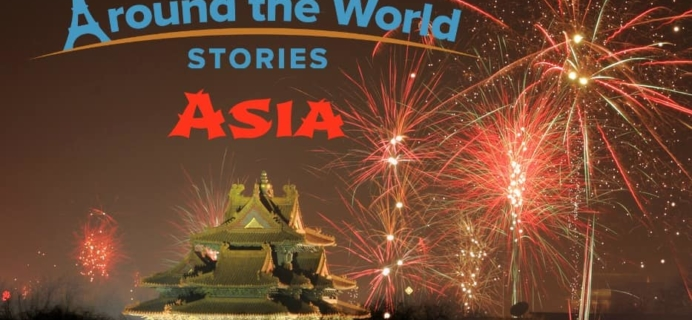 Around the World Stories Asia Coming Soon + Spoilers & Coupon!