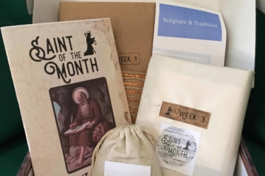 Saint of the Month Black Friday Deal: Save 25% for Black Friday!