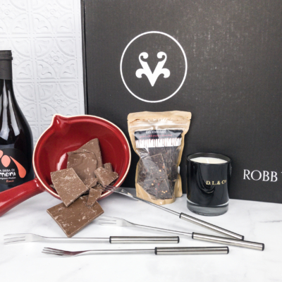 Robb Vices February 2018 Subscription Box Review + Coupon