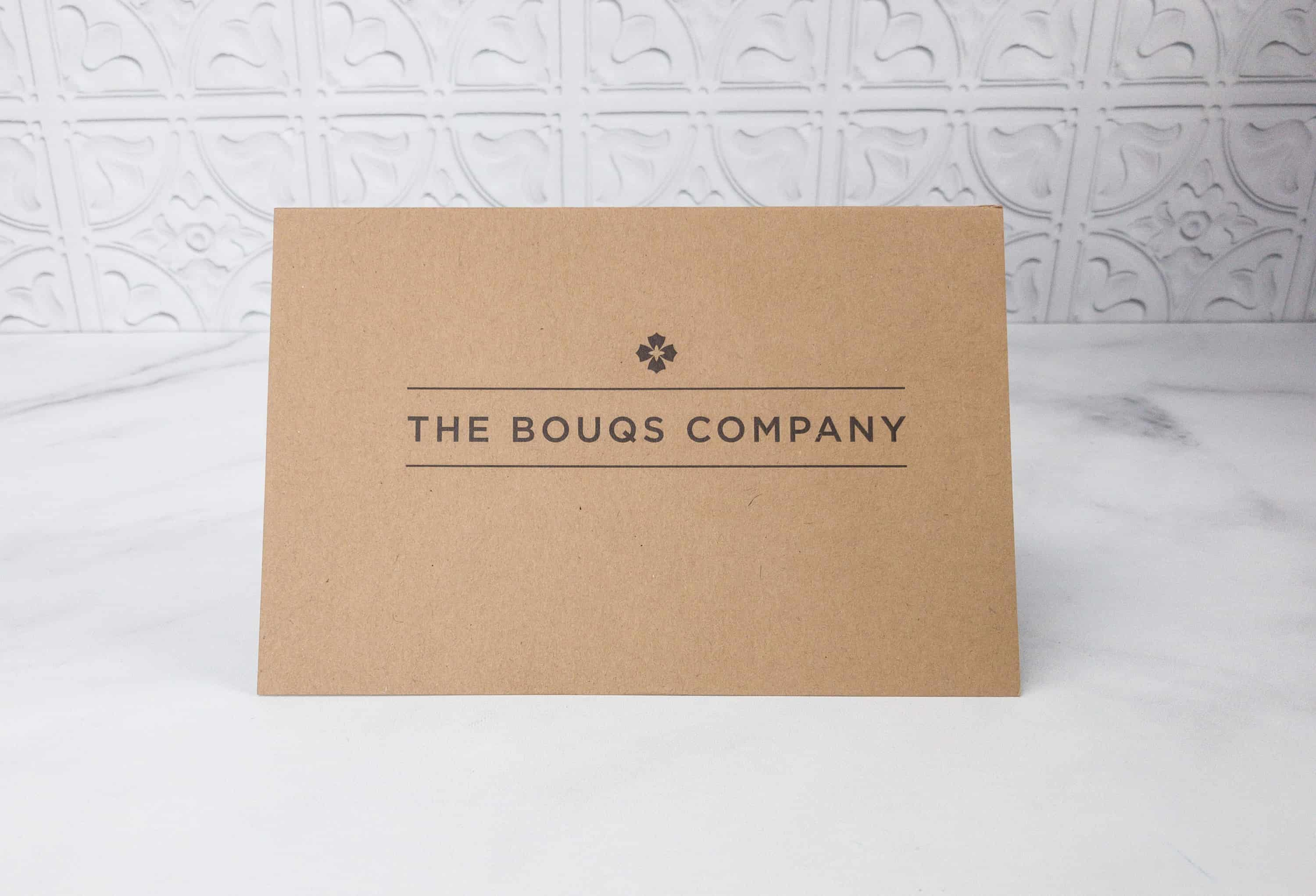 The Bouqs February 2018 Review Coupon Hello Subscription