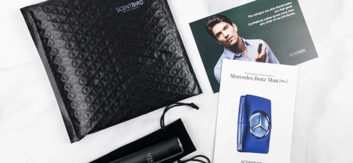 Scentbird for Men February 2018 Subscription Review & Coupon