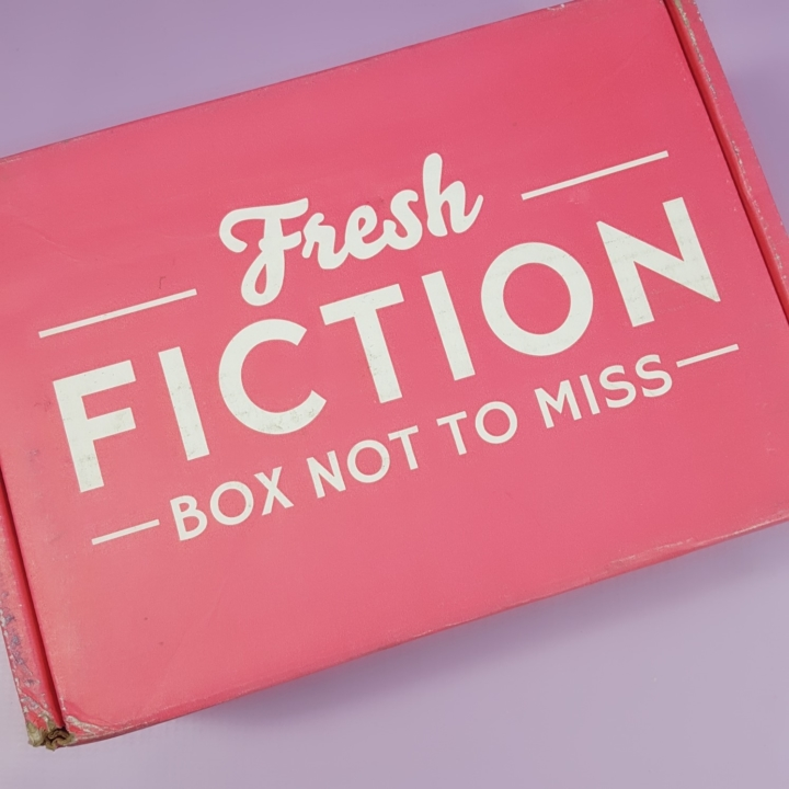 Fresh fiction box january 2018 subscription box review coupon fresh fiction box not to miss is a monthly book subscription that sends 5 7 new release books for 2595 shipping is free to the us but they also ship fandeluxe Images