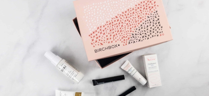 February 2018 Birchbox Subscription Box Review + Coupon