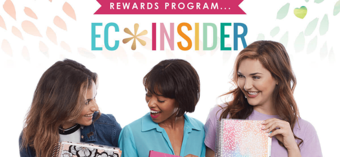 Erin Condren EC Insider Rewards Program Available Now!