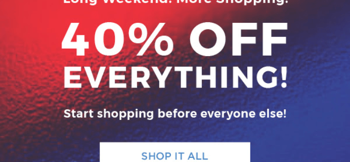 LAST DAY Fabletics VIP Promo: Everything 40% Off + First Outfit Coupon!
