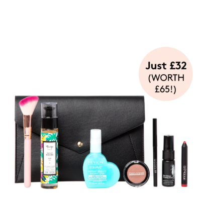 Birchbox UK Time To Shine Limited Edition Box Available Now + Free Gift Voucher!