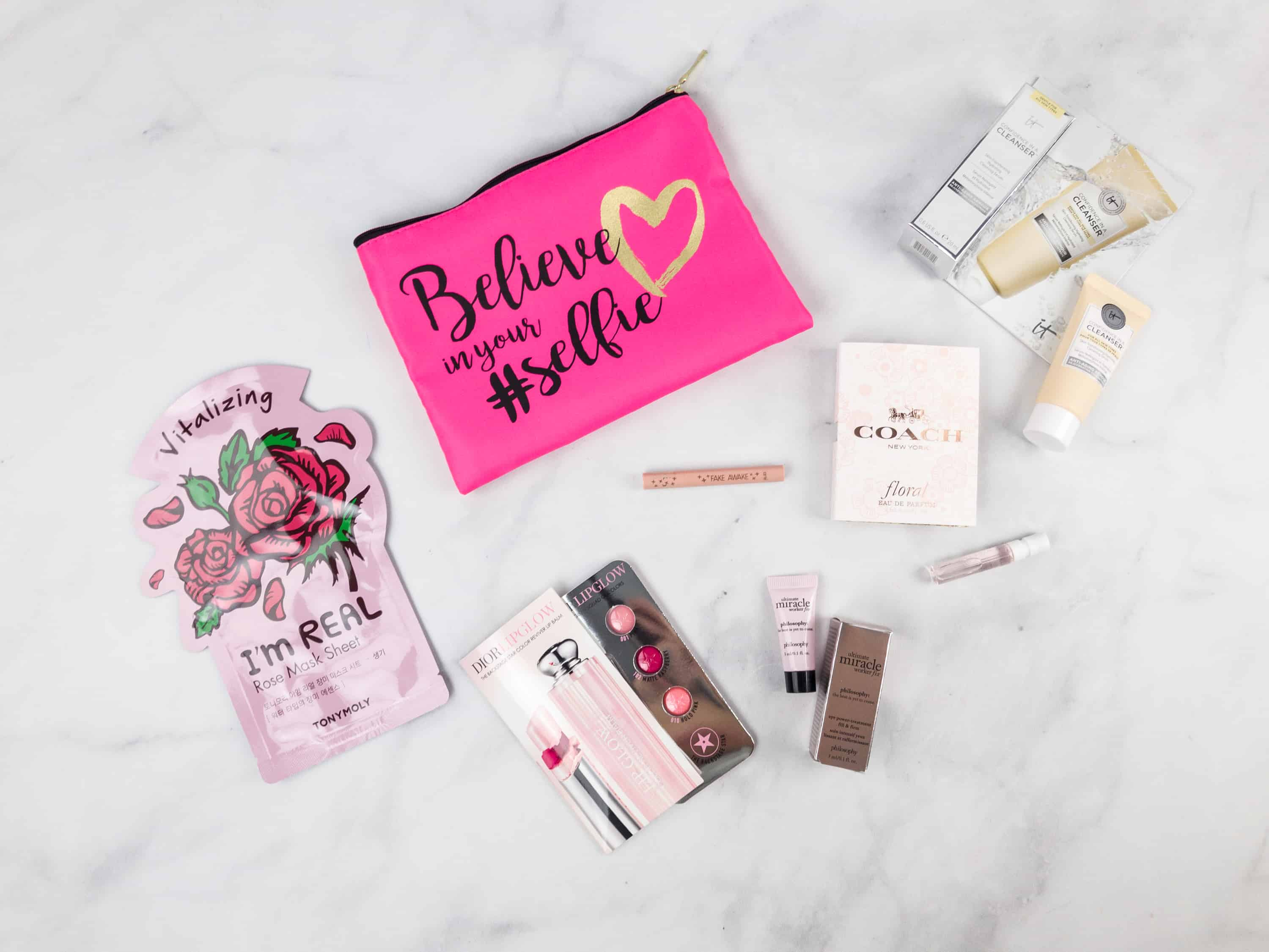 Macy's Beauty Box February 2018 Subscription Box Review