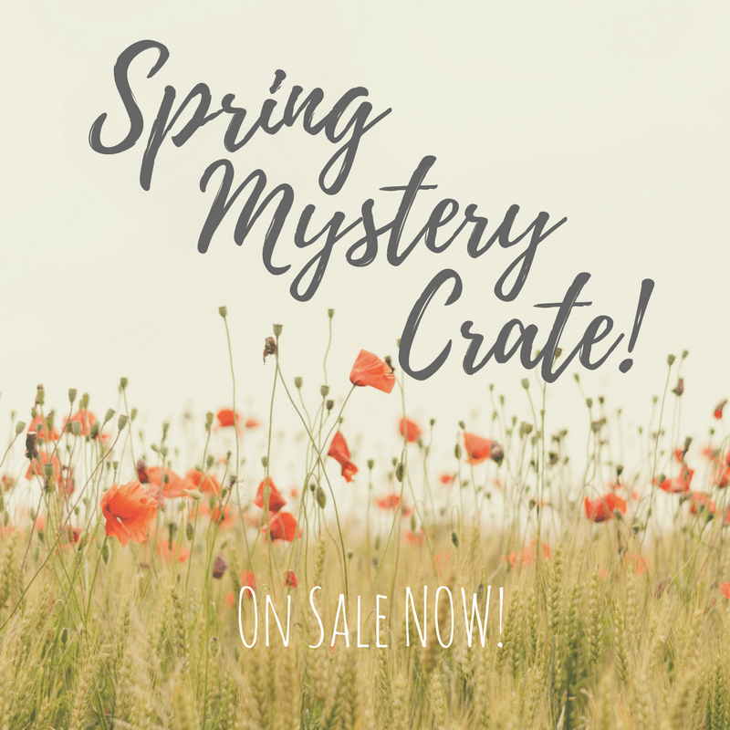 Gable Lane Crates Spring Crates Available Now + Coupon!