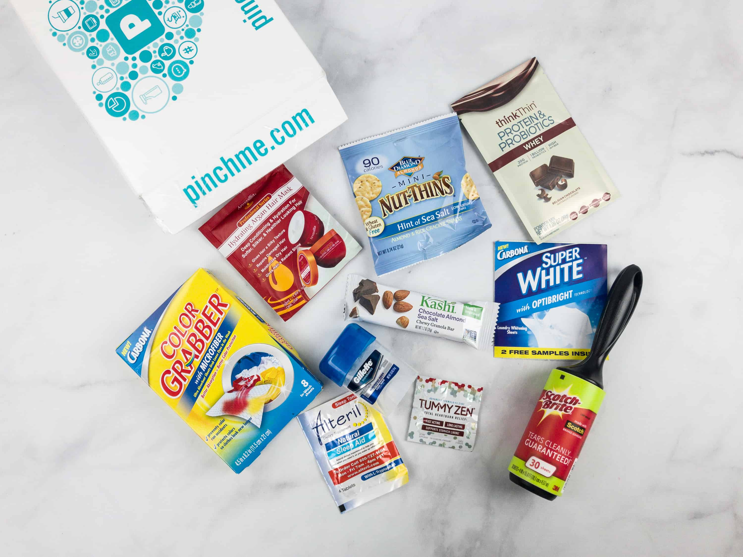 PINCHme February 2018 Box Review