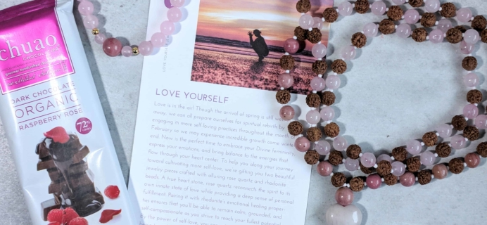 Yogi Surprise Jewelry Box Subscription Review + Coupon – February 2018