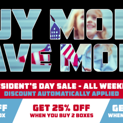 PleyBox Buy More Save More President's Day Sale: Up to 30% Off!
