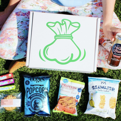 Snack Sack February 2018 Spoilers + Coupon