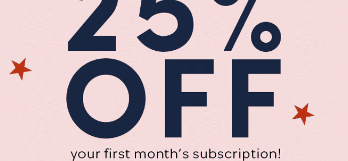 Ellie President's Day Flash Sale: Get 25% Off First Box!