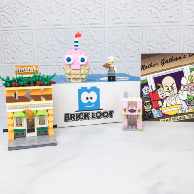 Brick Loot February 2018 Subscription Box Review & Coupon