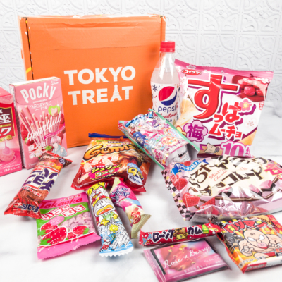 Tokyo Treat February 2018 Subscription Box Review + Coupon