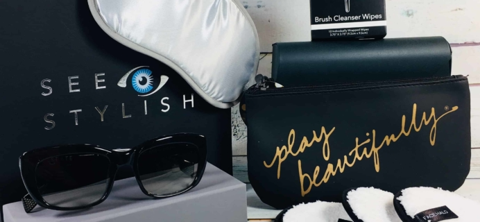 See Stylish February 2018 Subscription Box Review + Coupon!