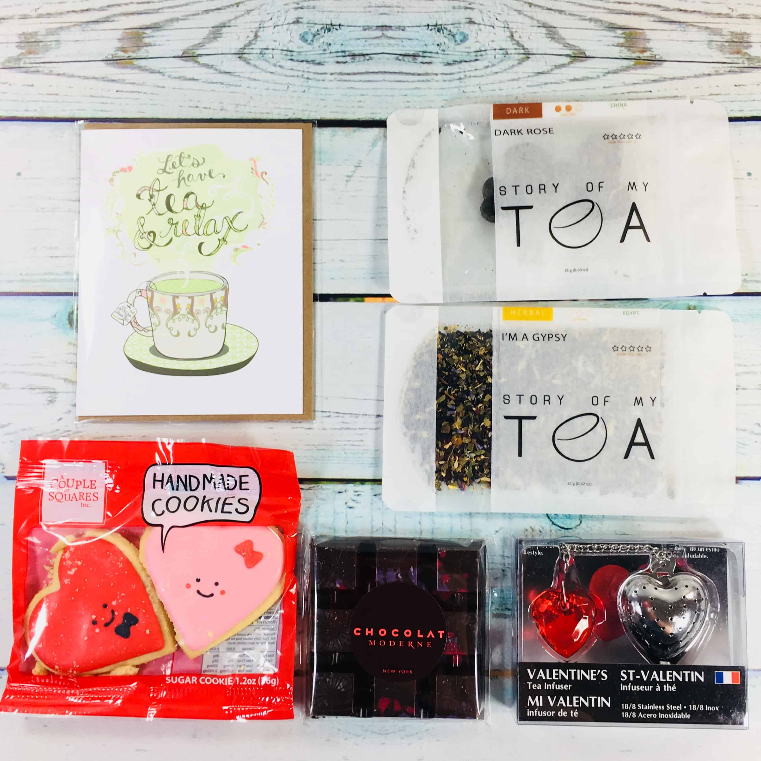 Tea Box Express February 2018 Subscription Review & Coupon