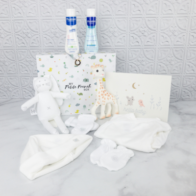 My Petite French Box Newborn Gift Box Review