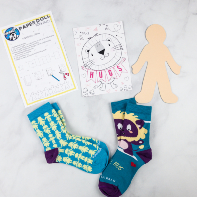 Panda Pals February 2018 Subscription Review & Coupon
