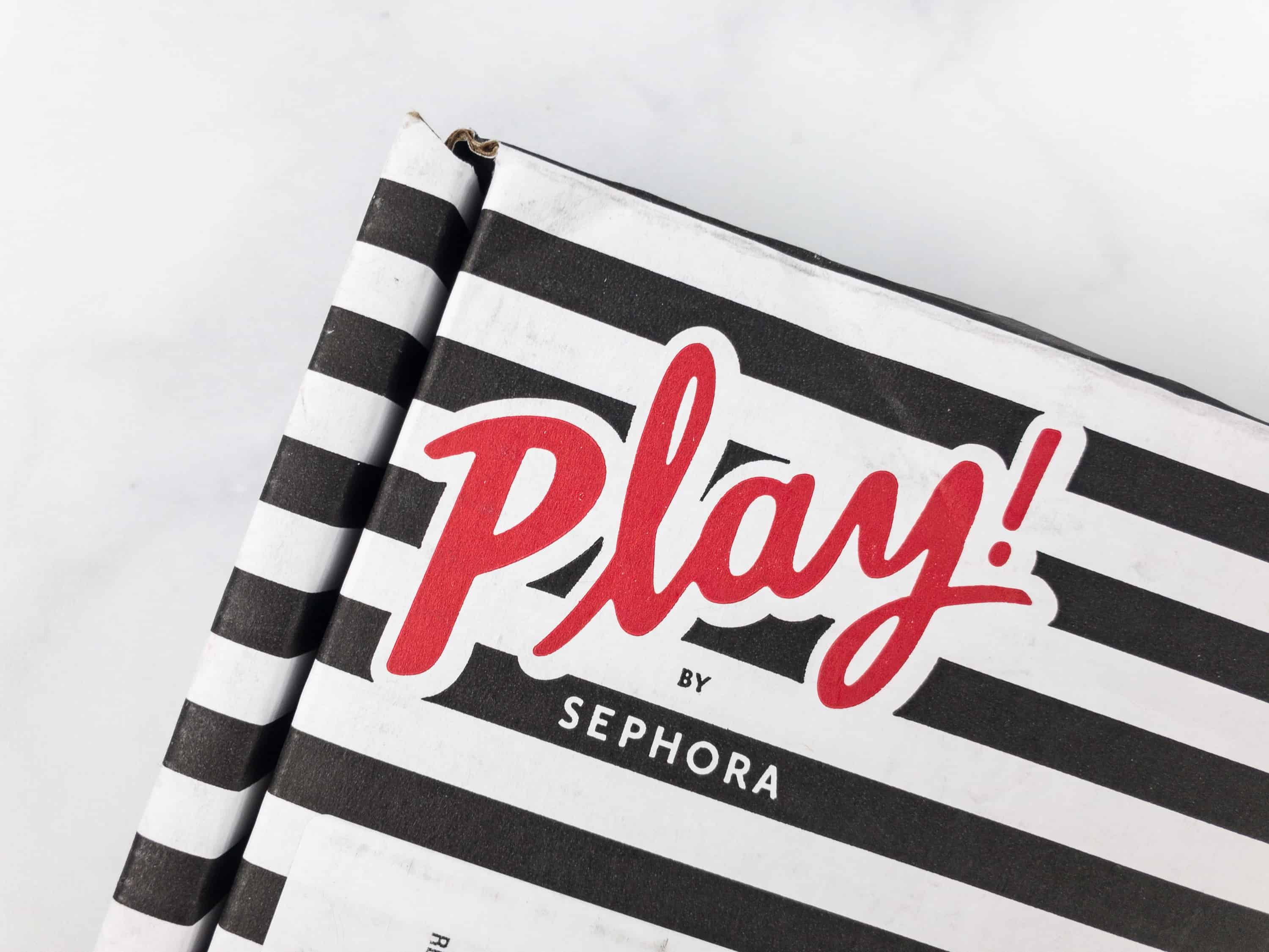 Play! by Sephora February 2018 Subscription Box Review