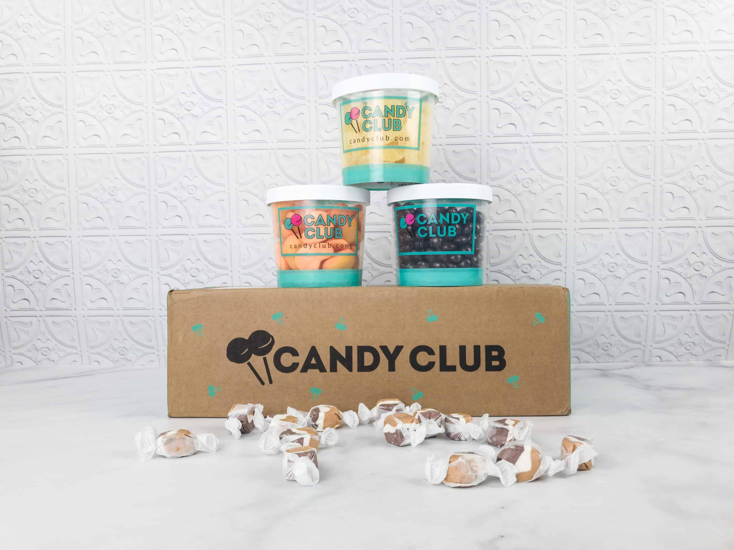 Candy Club Subscription Box Review + 50% off Coupon – February 2018
