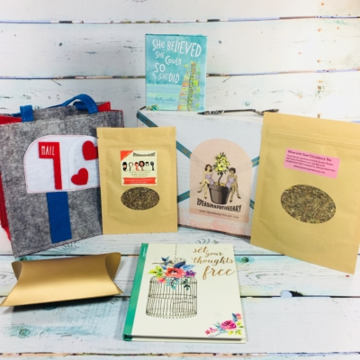Teapsy Box February 2018 Subscription Box Review