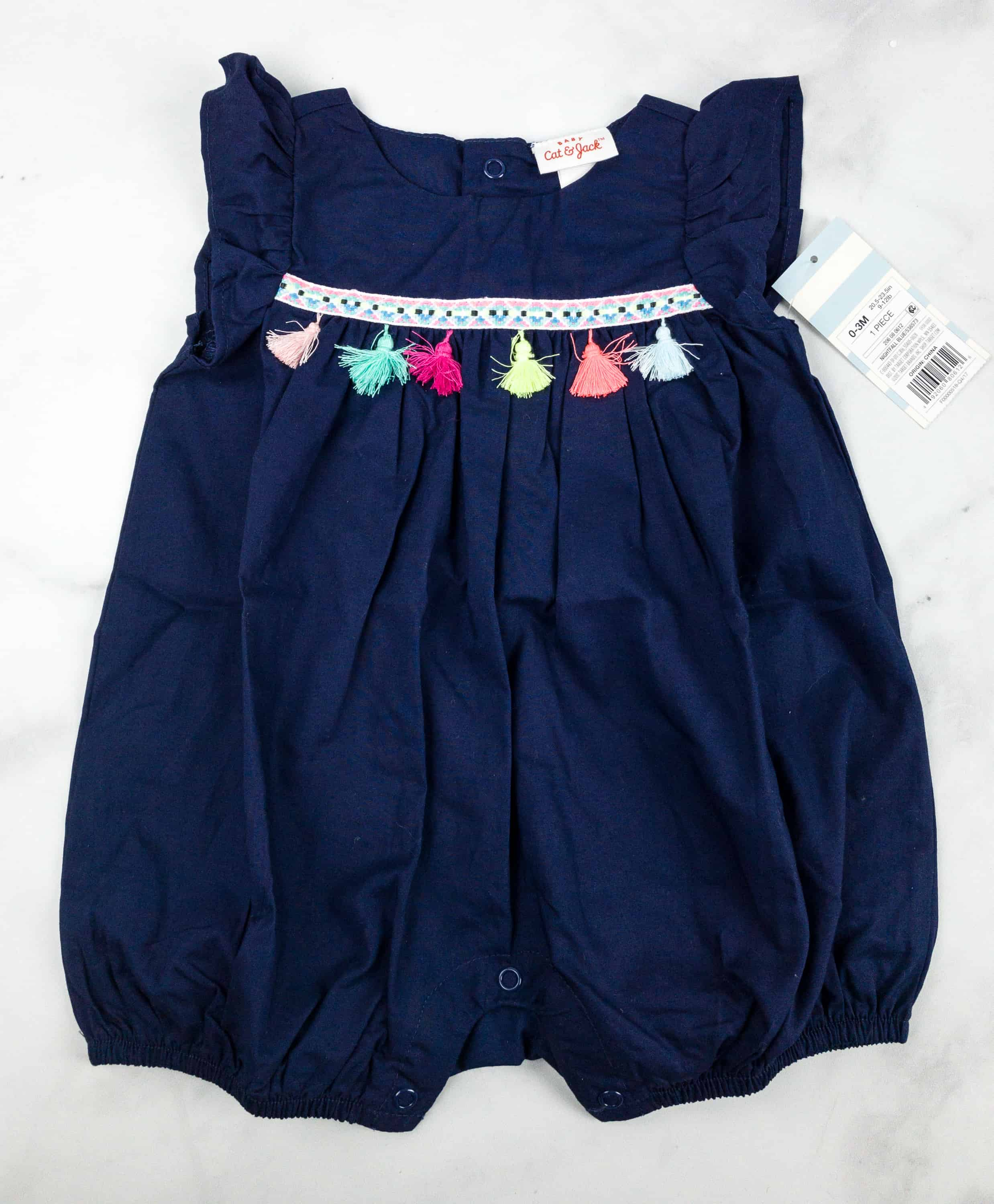 2a41925a18c6 Cat   Jack Baby Girls  Ruffle Sleeve Romper (est  9.99) Rompers are cute  and easy to wear