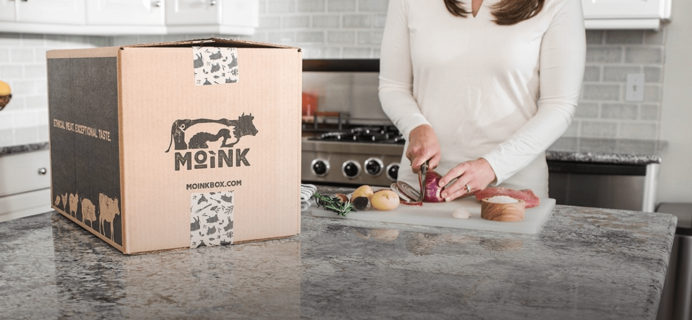 Moink Deal: Get $20 Off Your First Box!