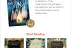 Epic! Kids Books – Wrinkle In Time Collection Added + Coupons!
