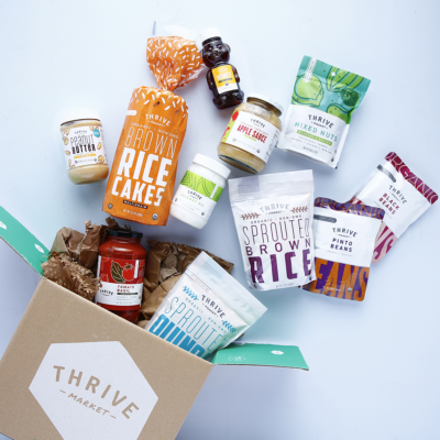 Thrive Market Coupon: Get $20 in FREE Shopping Credit!