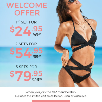 Adore Me Deal – First Set $24.95!