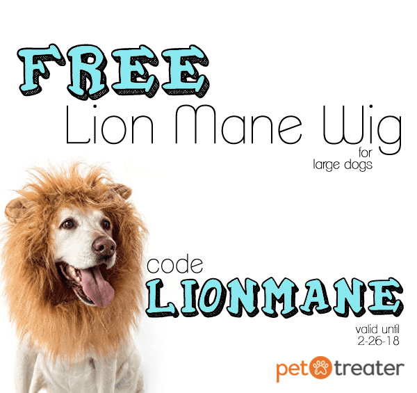 Pet Treater Coupon: Free Dog Costume With Subscription!