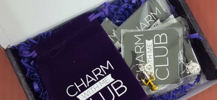 Charm With Me Club February 2018 Subscription Box Review + Coupon