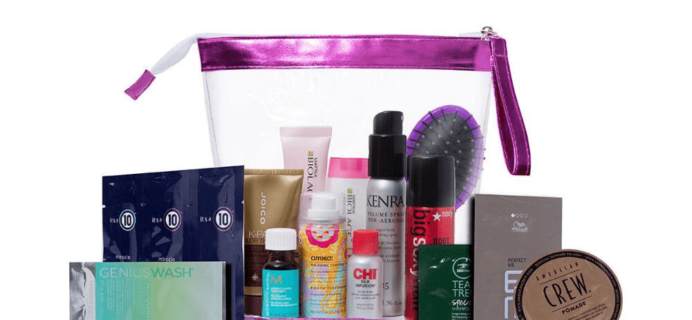 Beauty Brands Haircare Try Me Bag Now Available + Full Spoilers!