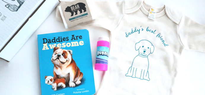 The Rad Dad Box February 2018 Full Spoilers!