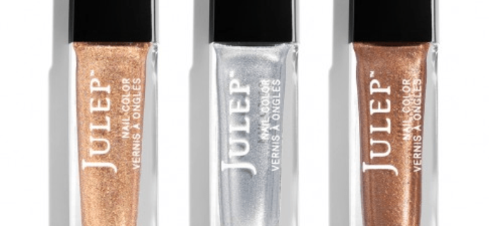 Julep Sweet Steal: Julep Medal Count Nail Polish Trio Now Available!
