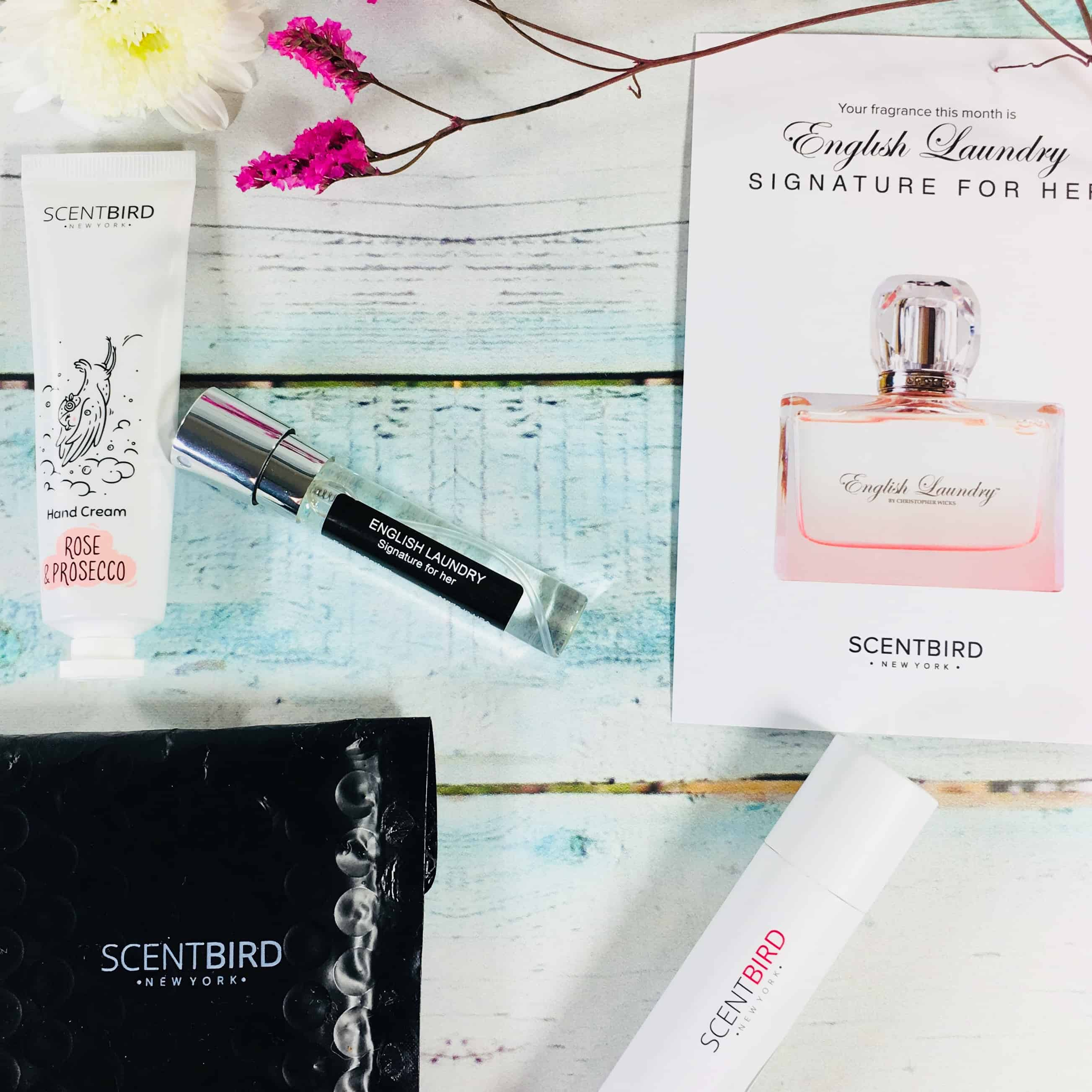 Scentbird Subscription Review & Coupon – February 2018