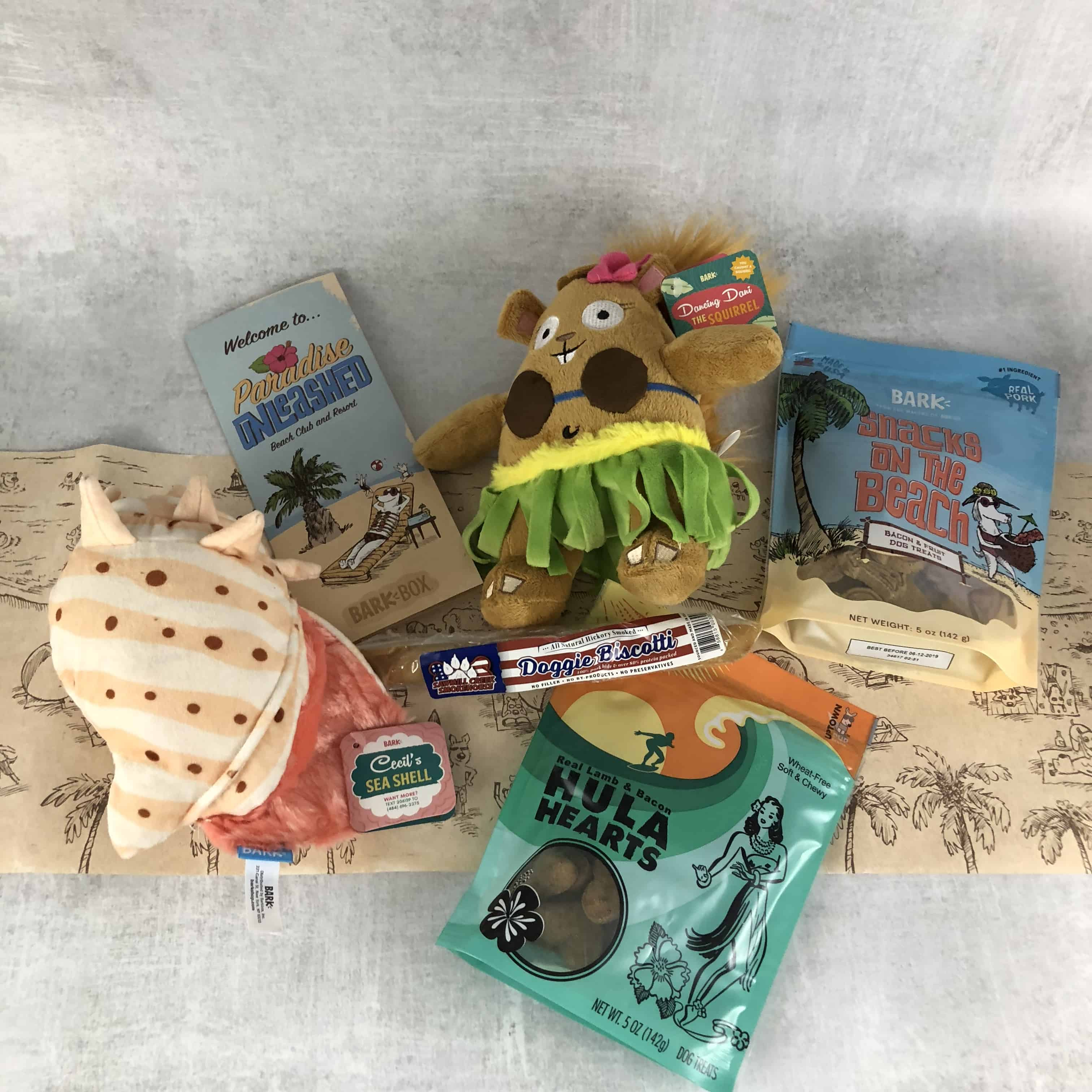 Barkbox February 2018 Subscription Box Review + Coupon – Large Dog