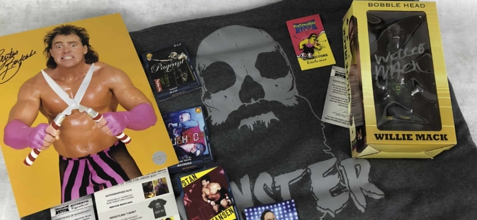 Pro Wrestling Loot February 2018 Subscription Box Review + Coupon
