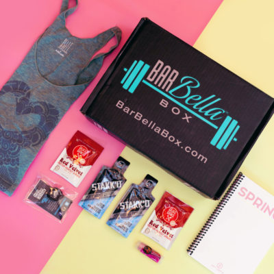 Barbella Box Coupon: FREE Bando Planner!