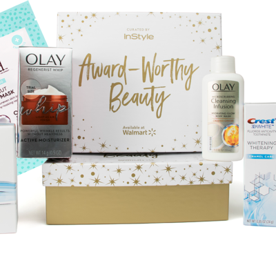 Walmart Beauty + InStyle Box Available Now + Full Spoilers!