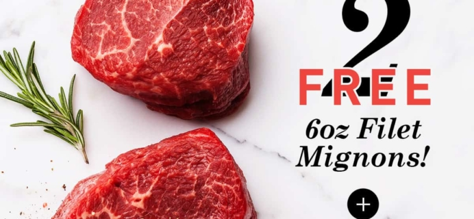 ButcherBox Deal: Get Free Filet Mignon + Bacon + $10 Off – EXTENDED!