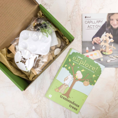 Kiwi Crate Rock 'N Roll Ramps & Capillary Action Boxes Giveaway!