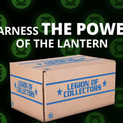 DC Legion of Collectors March 2018 Full Spoilers!