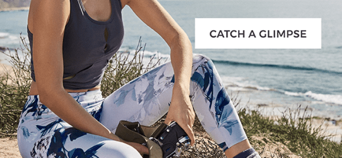 March 2018 Fabletics Sneak Peek + Coupon!
