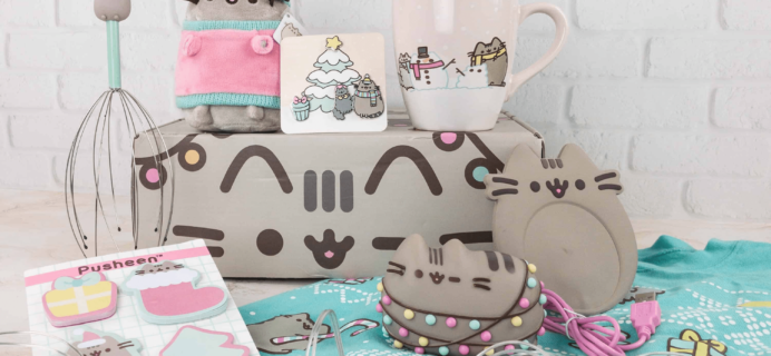Pusheen Box Winter 2017 Giveaway!
