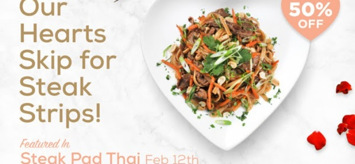 Home Chef Coupon: Get 50% off on your first order!